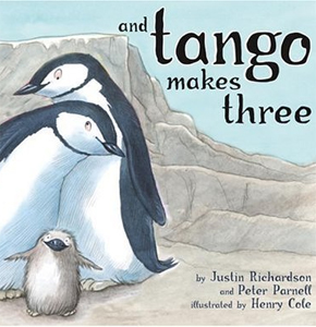 And Tango Makes Three is one of the most challenged books