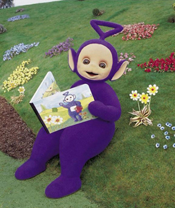 Former Teletubby: Tinky Winky was not gay · PinkNews