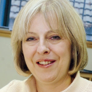 Theresa May promised action on gay marriage