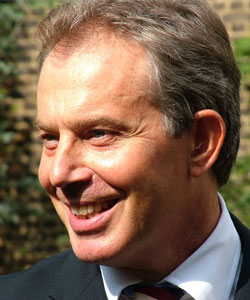 "Tony Blair said that the Civil Partnerships Act is: ""an answer, too, to those who convince themselves that politics changes nothing"""