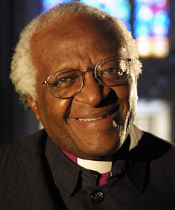 Archbishop Desmond Tutu said he'd rather go to Hell than be in a homophobic Heaven