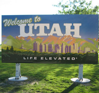 Utah home to the Mormons is among the worst for gay discrimination(Photo credit: Rayb777)
