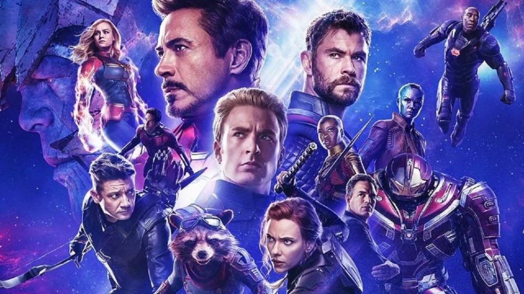 Avengers: Endgame is first Marvel film to feature a gay character