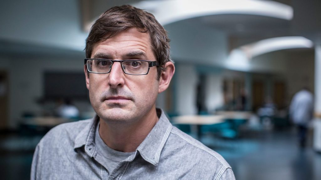 BBC documentary maker Louis Theroux