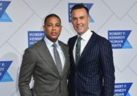 US journalist Don Lemon and his partner Tim Malone attends the 2018 Robert F. Kennedy Human Rights' Ripple Of Hope Awards at New York Hilton Midtown on December 12, 2018 in New York City.