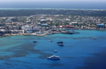George Town pictured on 24 April, 2008 in Grand Cayman, Cayman Islands, a British Overseas Territory