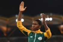 South Africas Caster Semenya