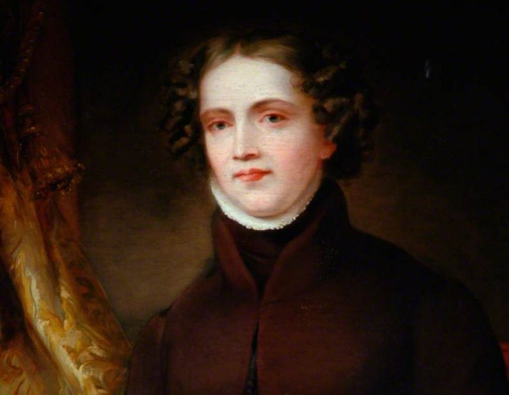 "Anne Lister is known as the ""first modern lesbian"""