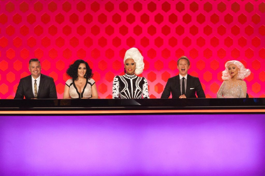 Photo of Michelle Visage, who will judge RuPaul's Drag Race UK