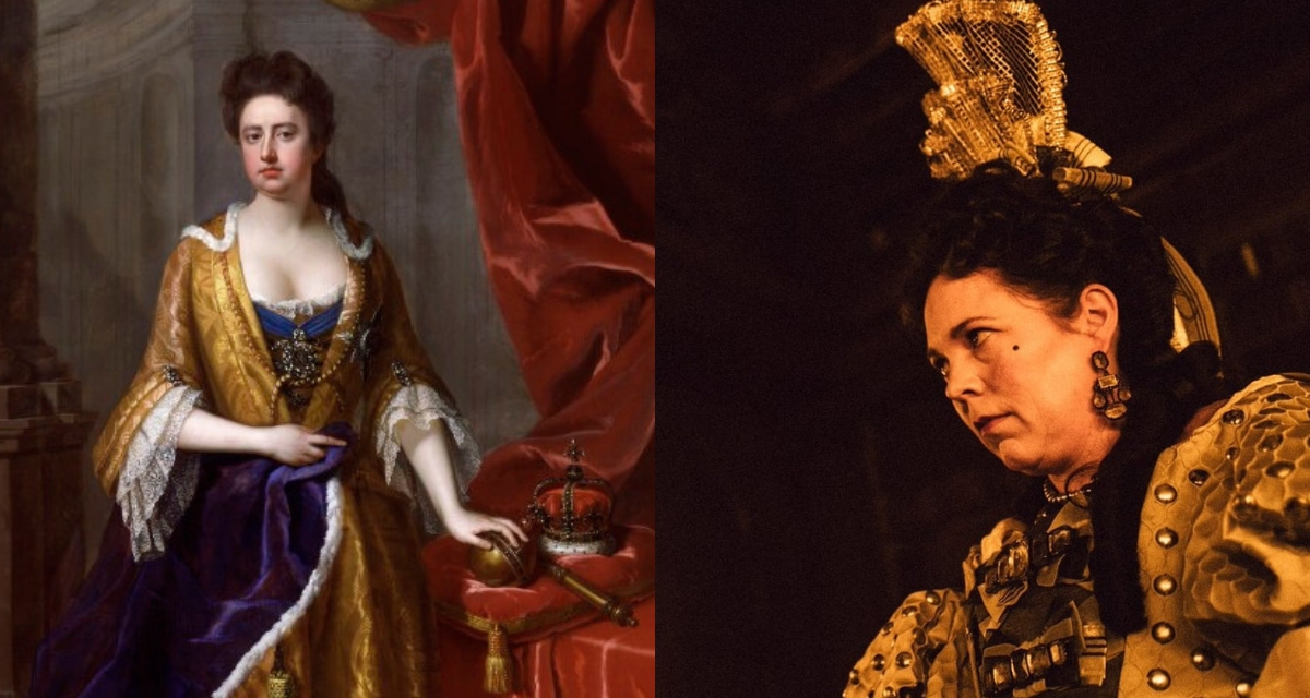 The Favourite: Reality of Queen Anne and her lesbian love affairs