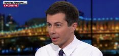 Pete Buttigieg talks to Rachel Maddow.