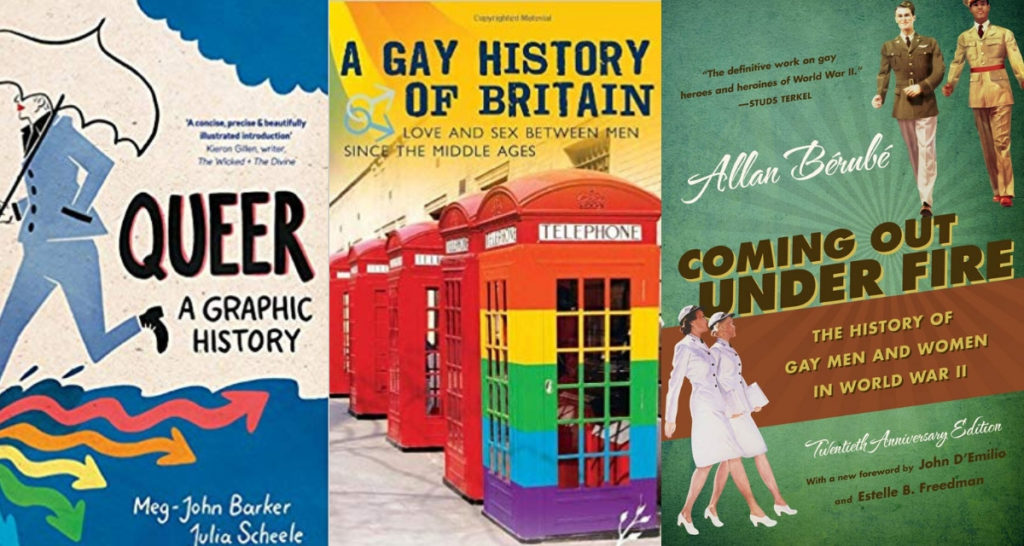 Best homosexual novels