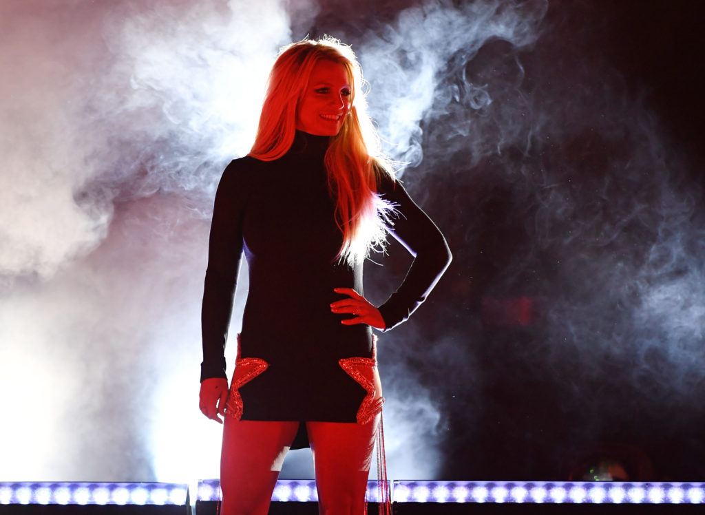 Britney Spears cancels Las Vegas residency to care for sick father