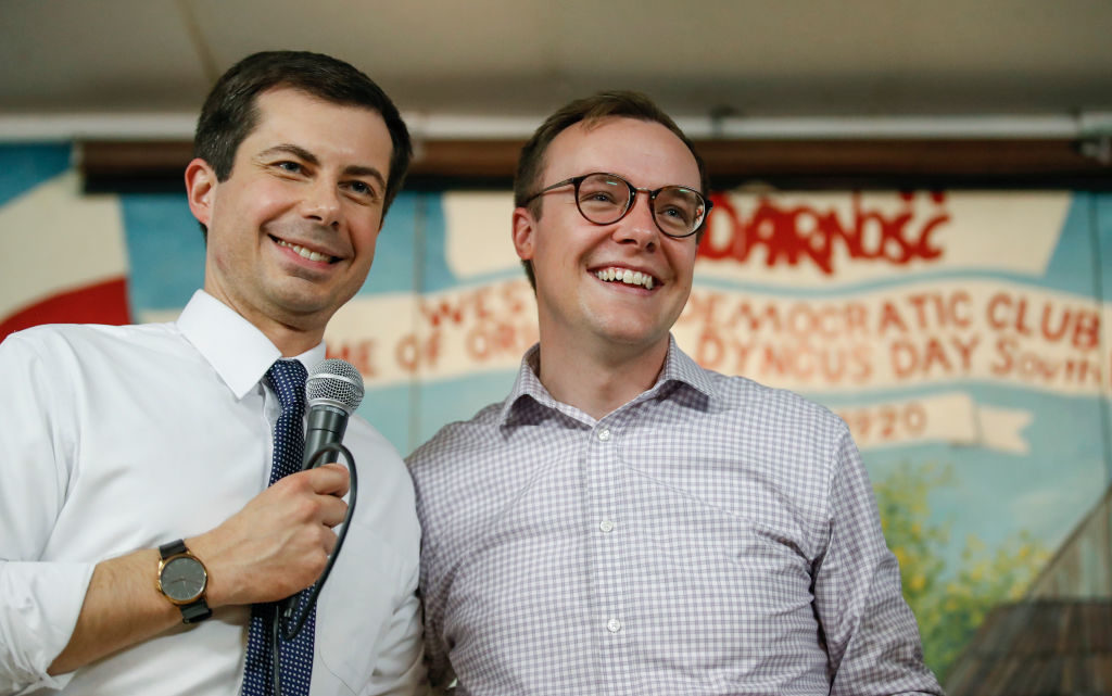 Pete Buttigieg says 'soap and dish soap are the same thing'