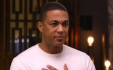Don Lemon got choked up during the interview on Jussie Smollett