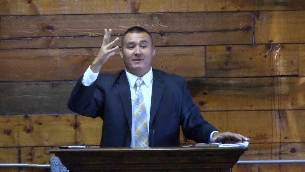 Pastor Donnie Romero, who once called gays 'scum of the earth', has been fired from his post at Stedfast Baptist Church for sleeping with prostitutes
