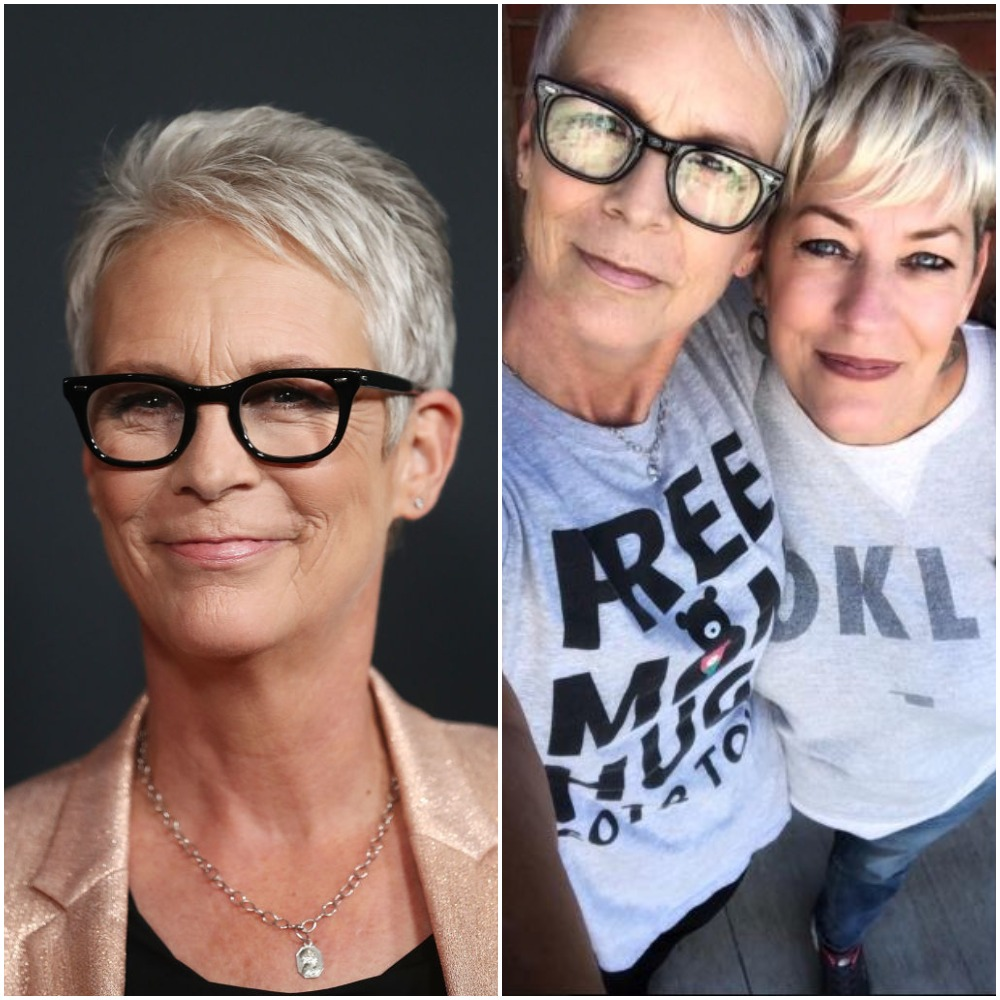 Jamie Lee Curtis set to make film about woman who stands in for absent mums at gay weddings