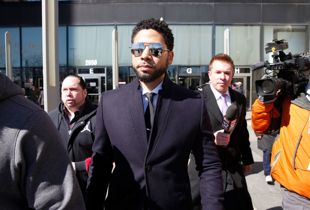Jussie Smollett suffering from 'night terrors' since alleged hate crime