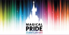 Magical Pride Dysneyland Paris logo