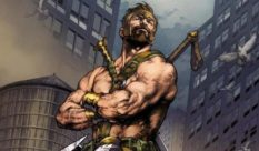 Hercules, who is reportedly set to be gay in the new Marvel film The Eternals.