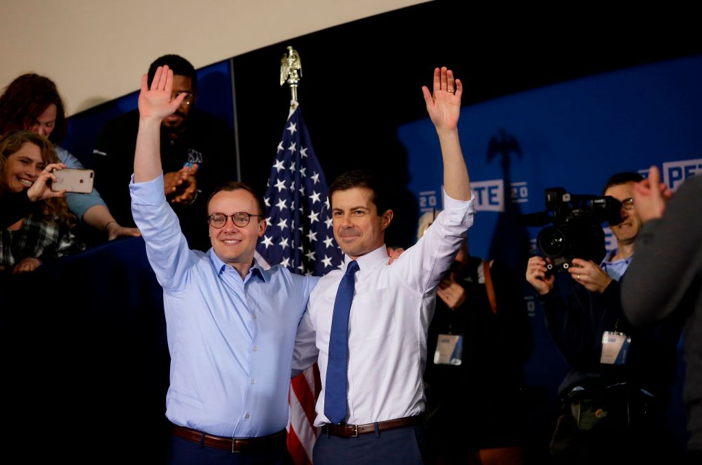 Pete Buttigieg says opposition to same-sex marriage among black voters will 'wash away'