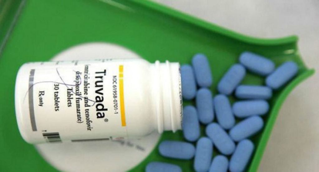 Pre-exposure prophylaxis drugs are a HIV prevention method