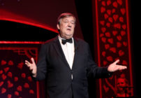 Stephen Fry among celebrities condemning planned Eurovision boycott