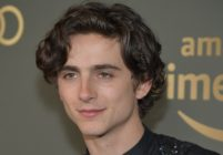 Timothee Chalamet attends the Amazon Prime Video's Golden Globes Awards After Party at The Beverly Hilton Hotel on January 6 2019