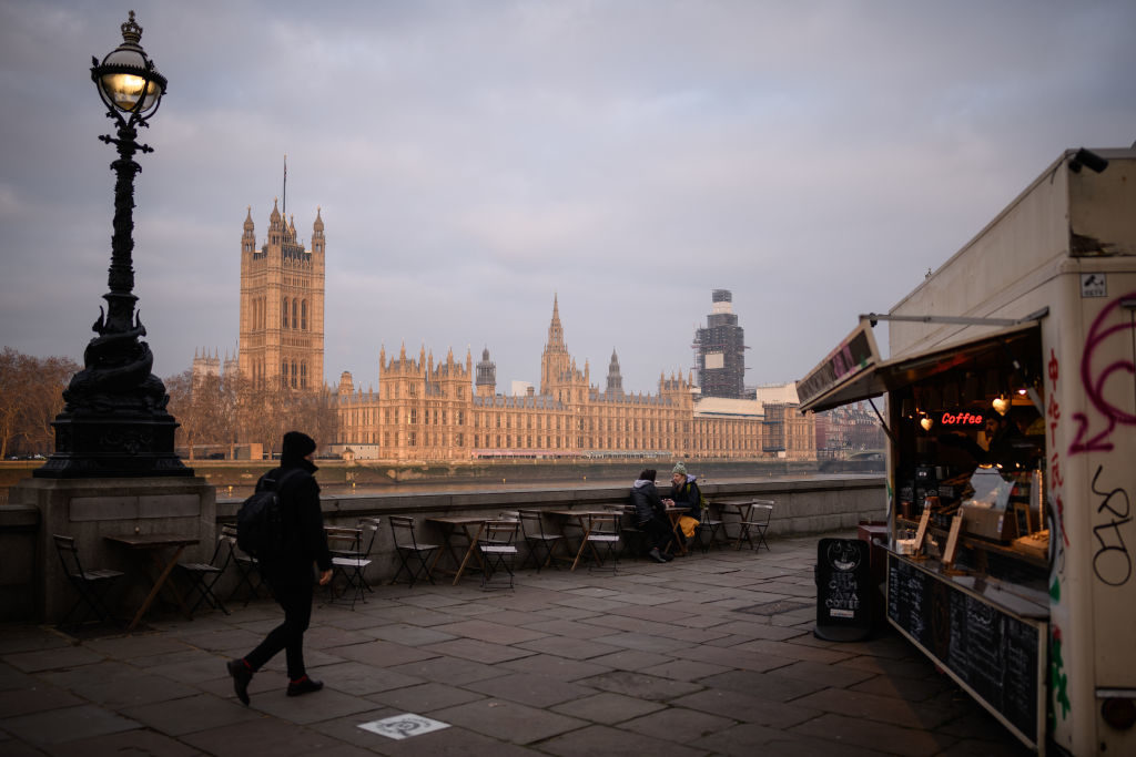 Houses of Parliament. 12 organisations have been awarded funding for their work on LGBT projects
