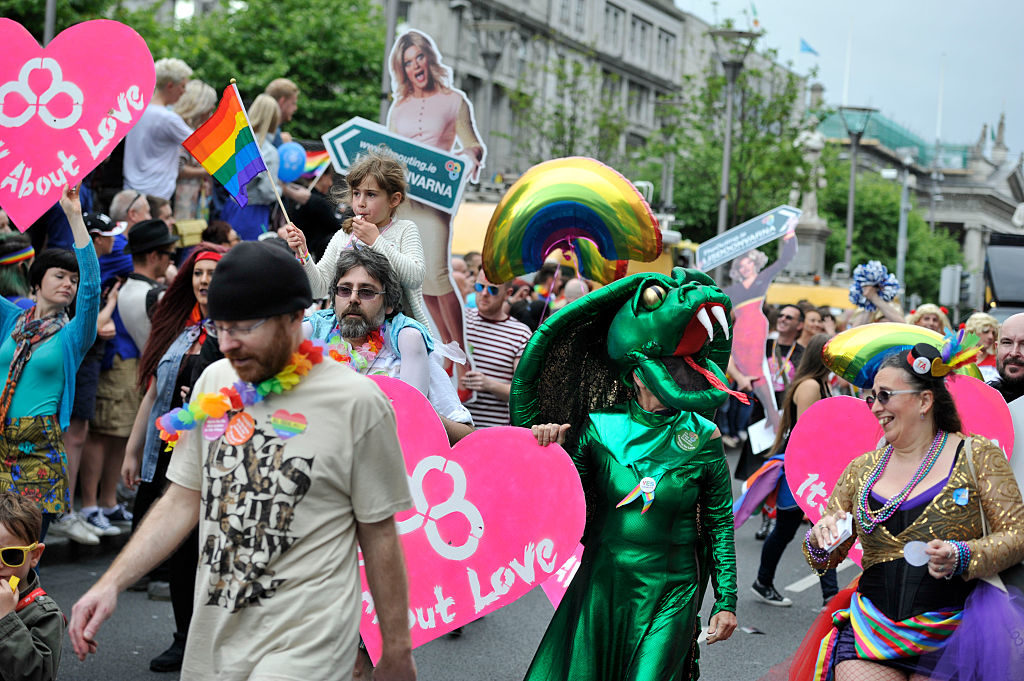 Uniformed police to march in Dublin Pride for first time