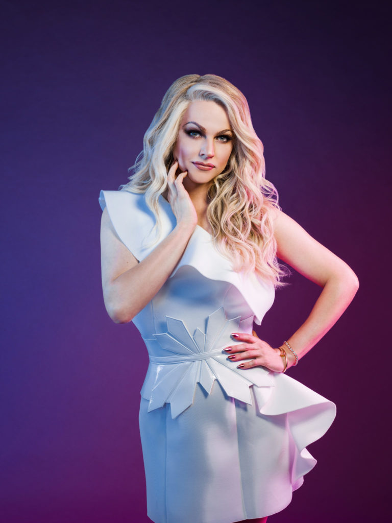 The Bi Lifes Courtney Act Shares Her Hilarious Dating