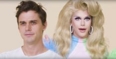Antoni Porowski's drag queen transformation