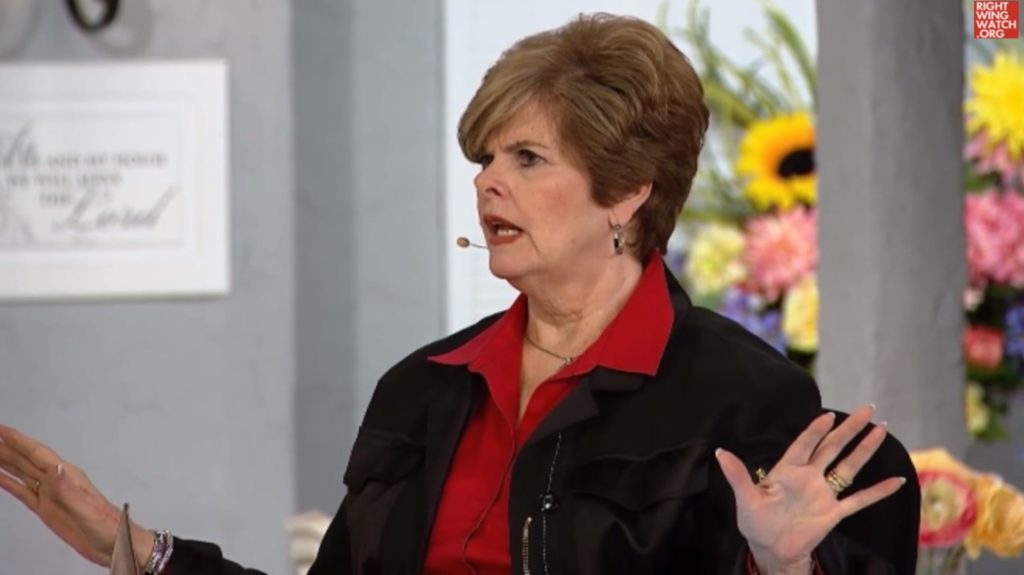 Christian 'prophet' Cindy Jacobs declares 'civil war' if Equality