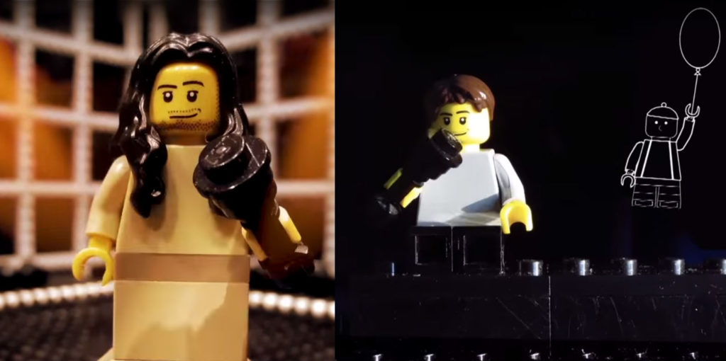 This Eurovision superfan recreates the entire contest using LEGO