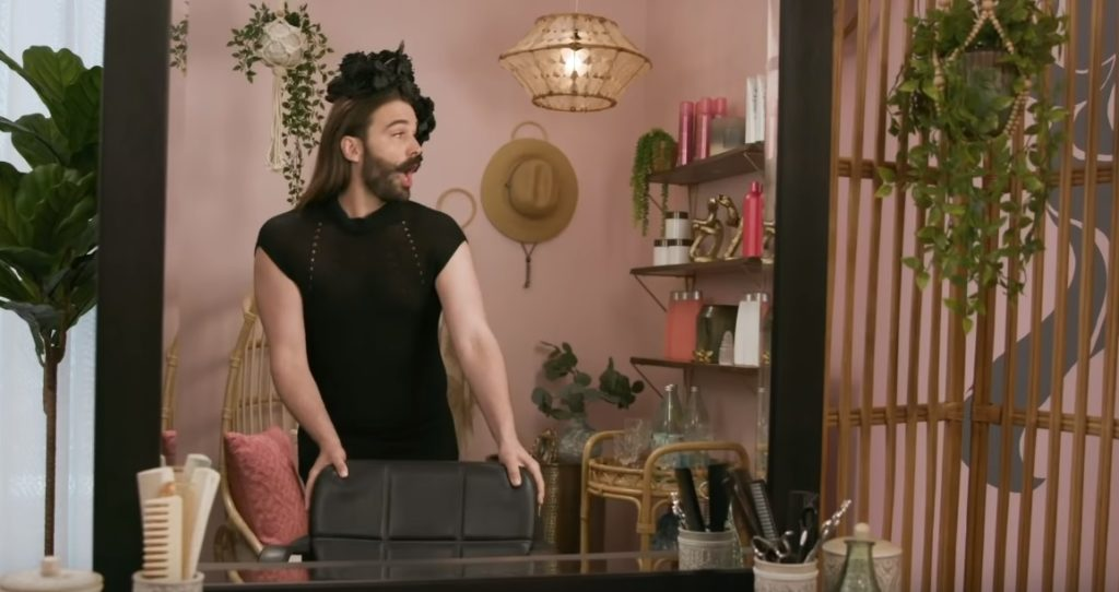 Jonathan Van Ness on Gay of Thrones