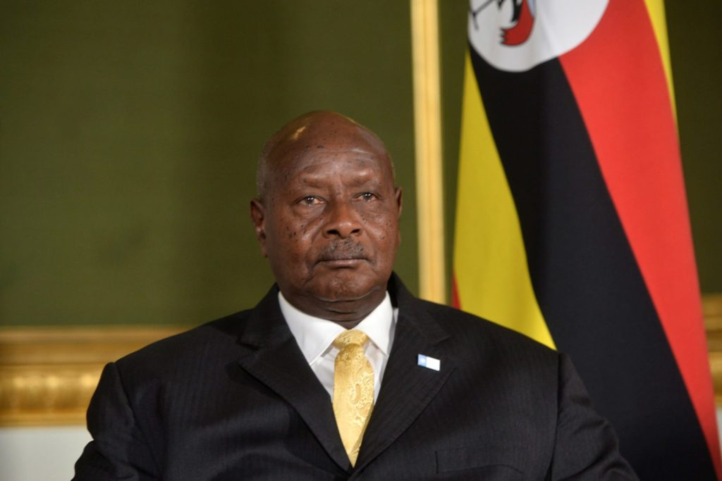 Museveni on homosexuality interview