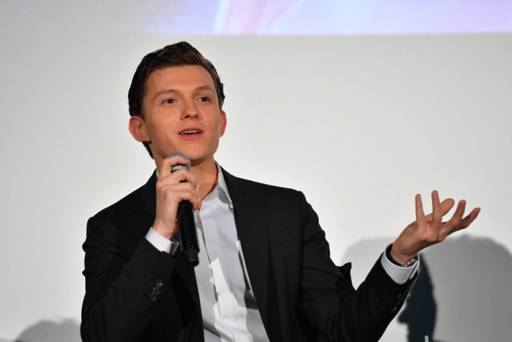 Avengers' star Tom Holland confused Drag Race for an actual drag