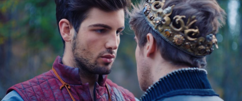 Gay Youtuber Joey Graceffa coming out music video