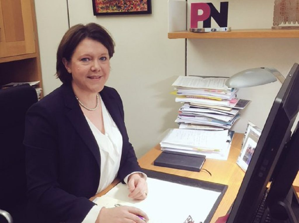 and Equalities Committee, Maria Miller MP