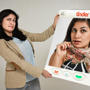 You won't believe what happened on a lesbian Tinder date in Pakistan