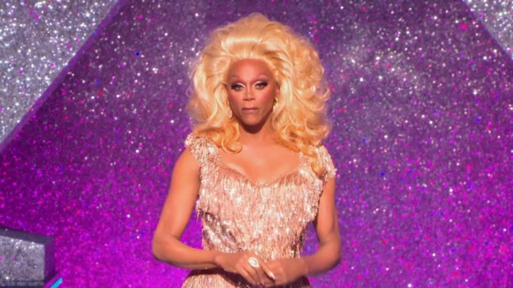 RuPaul's Drag Race host RuPaul