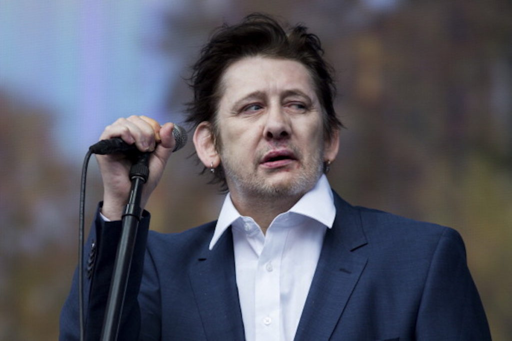 """Shane MacGowan, who has said the """"faggot"""" lyric in """"Fairytale of New York"""" is """"not intended to offend"""""""