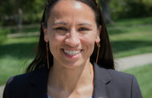 Openly LGBT+ candidate Sharice Davids is running for Congress in Kansas (Facebook)