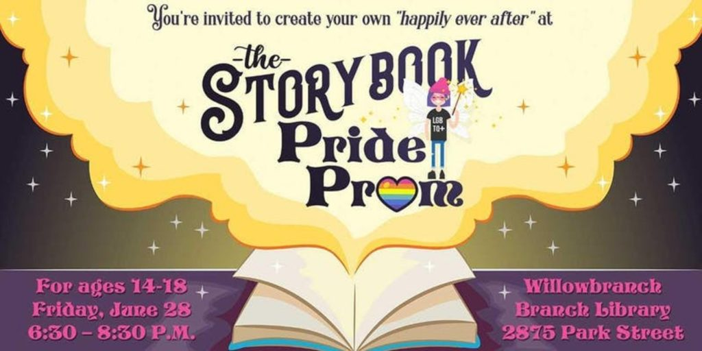Jacksonville Public Library cancelled the queer prom event after a targeted campaign