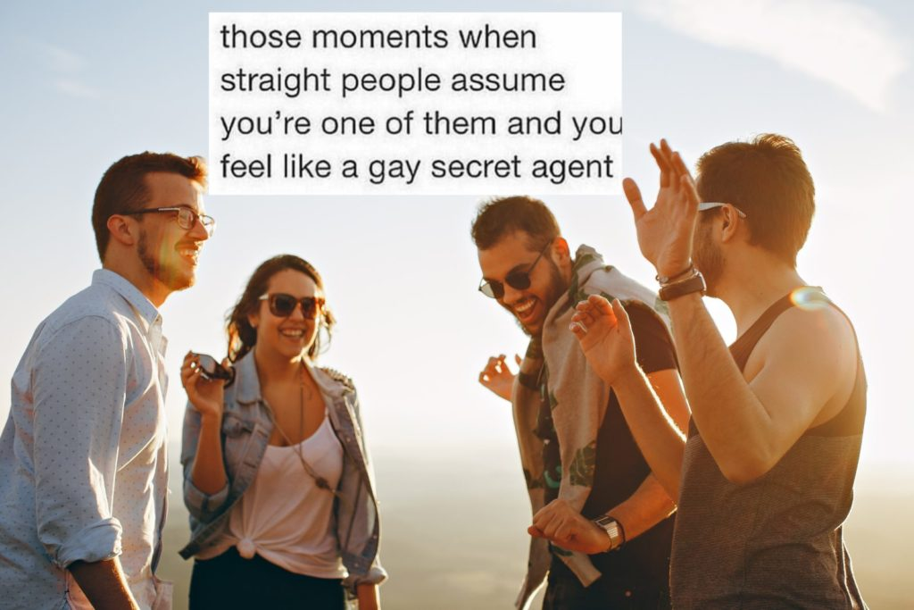 straight to gay tumblr