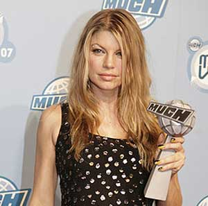 Fergie follows Megan Fox as the latest star to come out as ...
