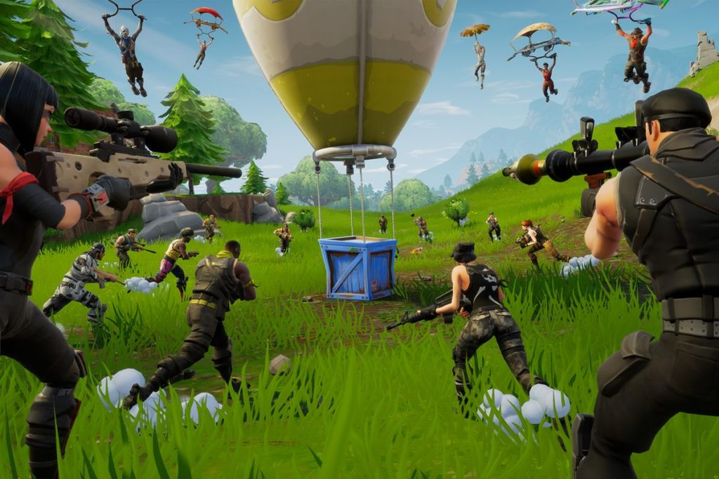 Is Fortnite 60fps on PS4?