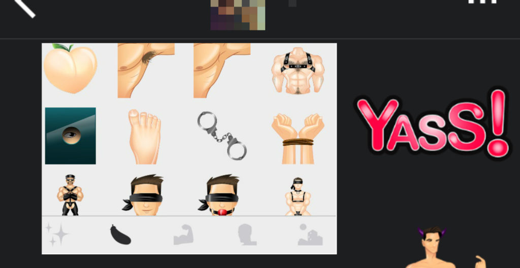 Grindr launches custom gay emojis and they're as filthy as you'd expect