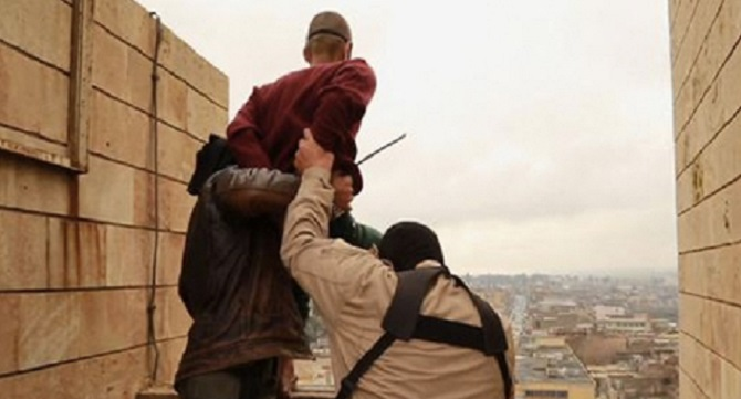 ISIS stones two more gay men to death in Syria