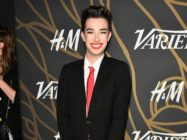Makeup artist and model James Charles who asks fans to stop showing up at his house